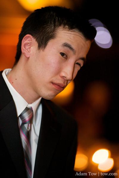 Randy Lau, Man of Mystery