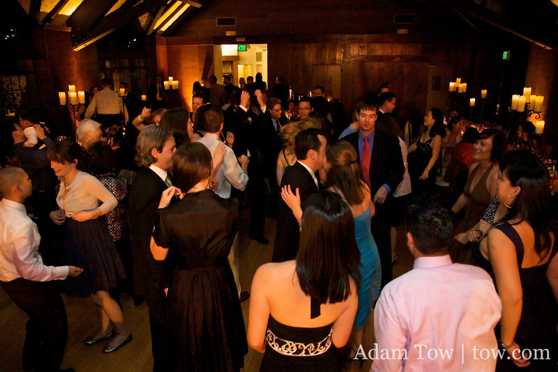 Scene from the dance floor