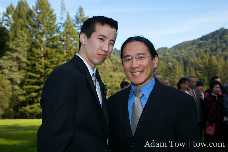 Randy and Adam