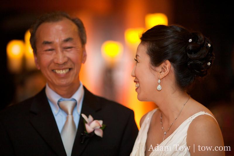 Mr. Lau and Ann