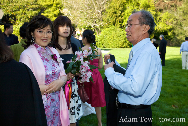 Mr. and Mrs. Lau