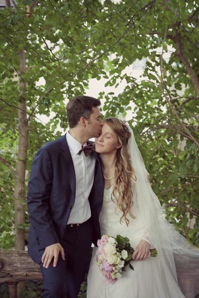 Anna K wedding