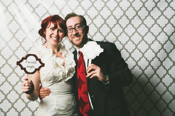 {Anna + Mac} Photobooth