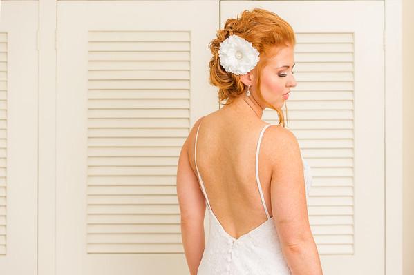 Anna & Rosarios's Wedding Preparations