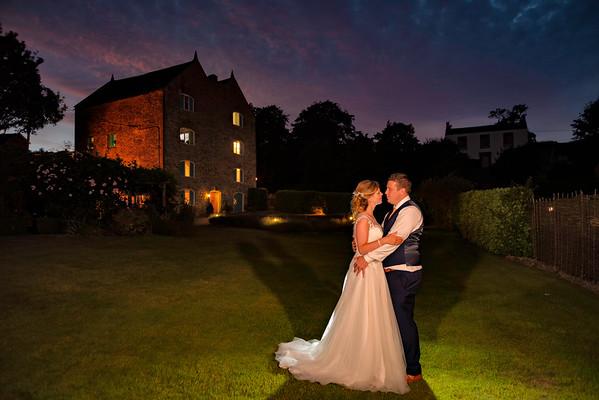 Anna and Geraint - wedding