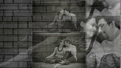Anna and matt Engaged Short Photo Montage