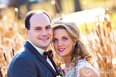 Anna & Cary {wedding day}