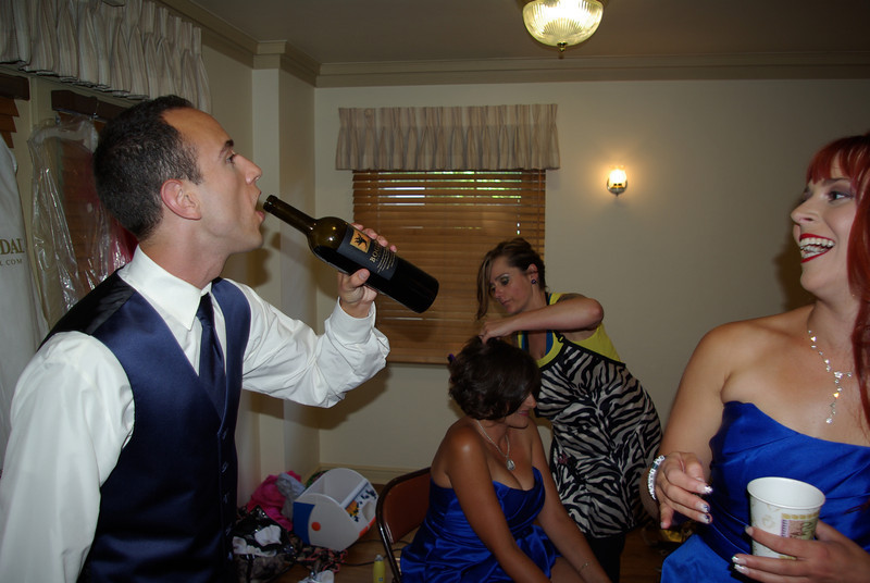 TIME TO PARTY - A marriage doesn't happen every day, and at a certain point it is time to observe a milestone.