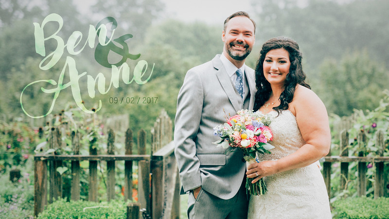 Anne & Ben Wedding Slideshow