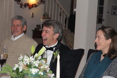 Ed Cerne (Uncle of the Bride), Trey, Anne