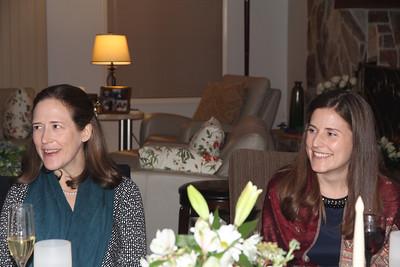 Anne and Lauren Flinn