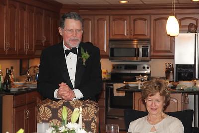 Bill & Mary Anne Flinn (Parents of the Bride)