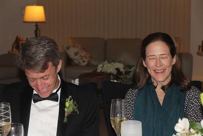 Dr. Trey Schwalb and Mrs. Anne Flinn