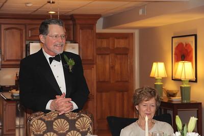 Bill & Mary Ann Flinn (Parents of the Bride)