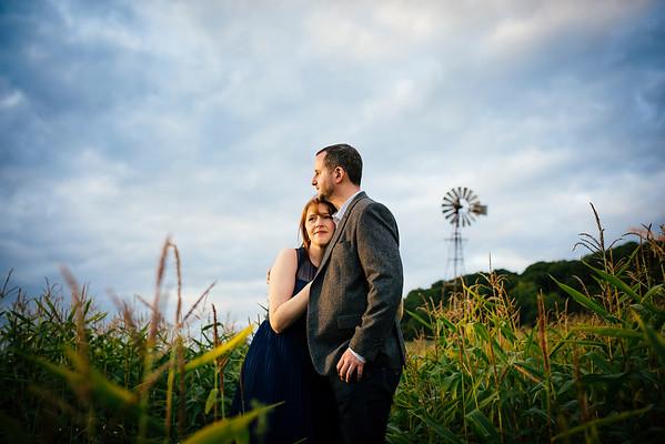 Anne-Lousie & Kevin Engagement