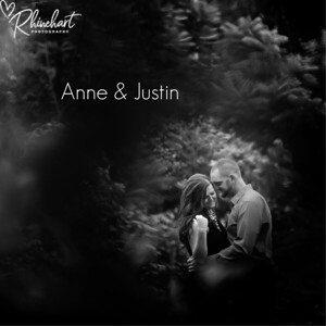anne justin guestbook square