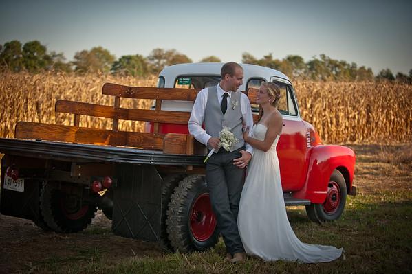 Annie + Chet. Historic Antietam Wedding