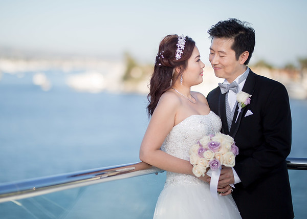 Annie & Jackson | Newport Beach Yacht Wedding