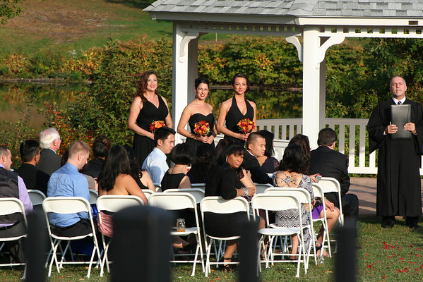 Anthony & Jess Wedding