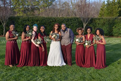 Green Wedding_Groups_035