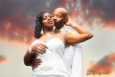 Anthony & Tahisha   Wedding