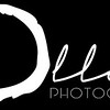Ollie Photography Logo (Sig Black)