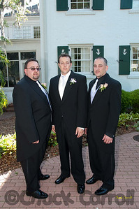 Anthony & Sarah Wedding - Marie Selby Botanical Gardens, Sarasota, Fl
