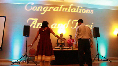 Anu & Rovi's Main Dance