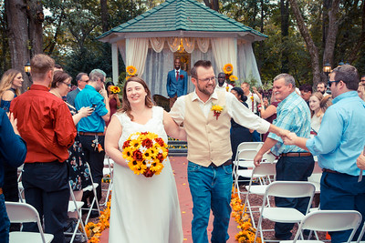 Maggie and Kevin: Ceremony