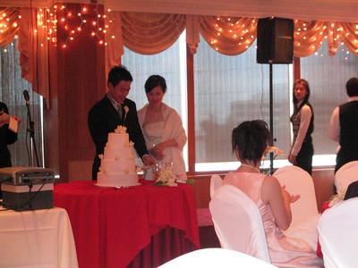 April 2004 - Ken and Angela's Wedding