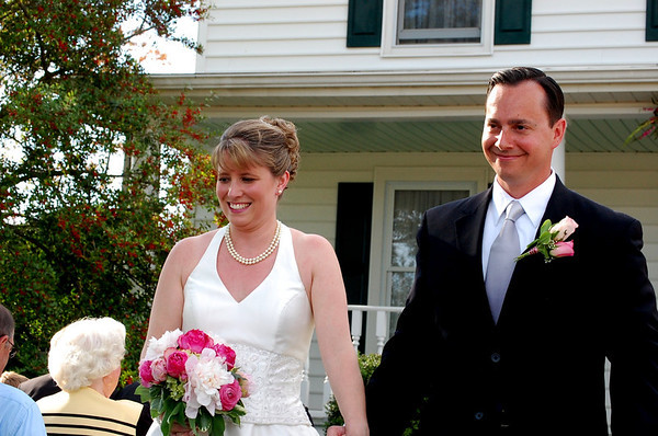 April 25, 2009 Wedding