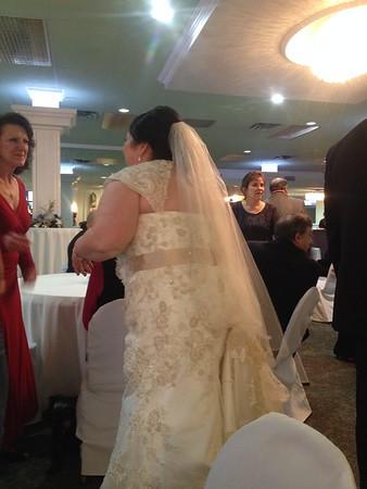 April Benoit & Randy Mellad's wedding