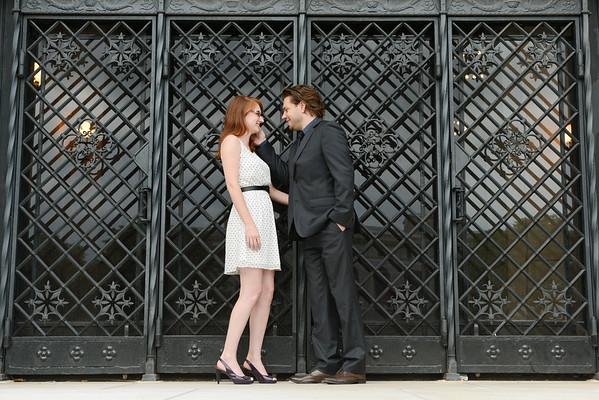 April & Brent Engagement