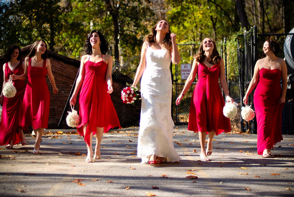 April + Colin. Historic Savage Mill Wedding.