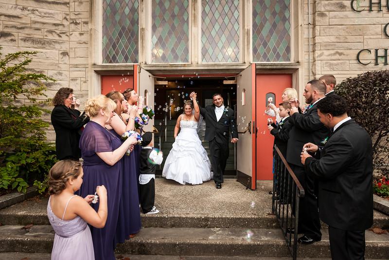 April & Joe Wedding