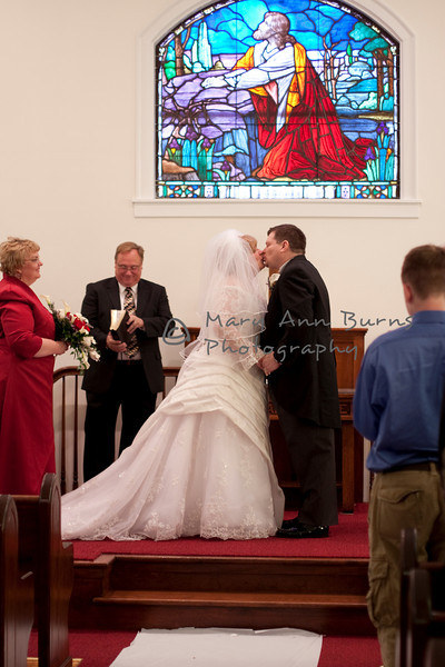 April and Greg's Wedding Day!