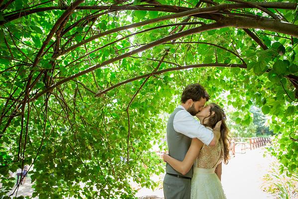 Sarah + Ethan's Wedding