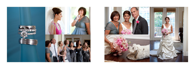 Lauren Adam's Wedding