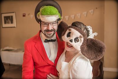 Arsen and Nina's Wedding