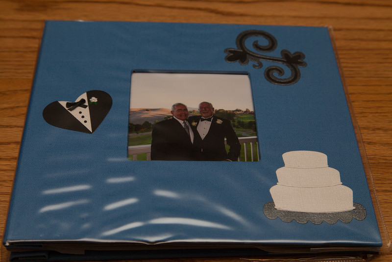Scrap book for Sherry