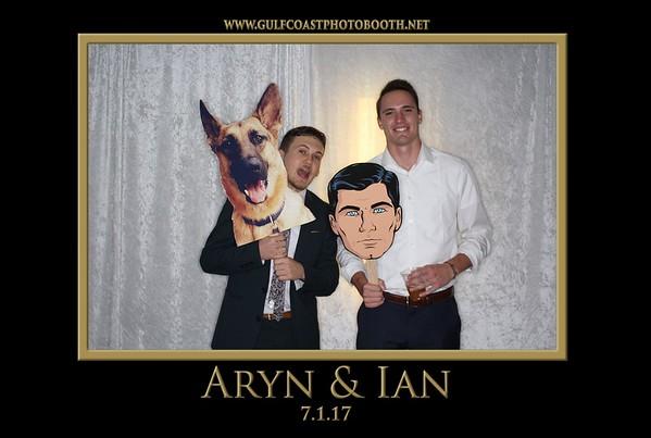 Aryn & Ian's Wedding July 1st 2017