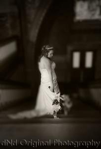 250 Ashton & Norman Wedding (bokeh & coffeeshop vintagenews)