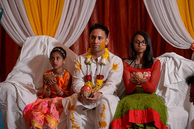 Ashik and Sapna Wedding - Day 1