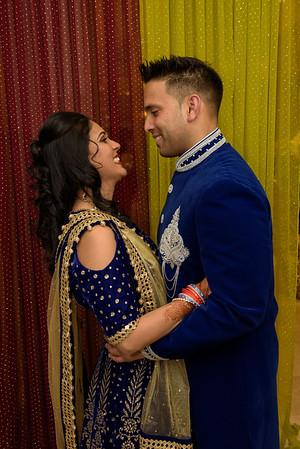 Ashik and Sapna Wedding - Day 2 R
