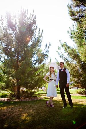 Ashlee Weston Wedding
