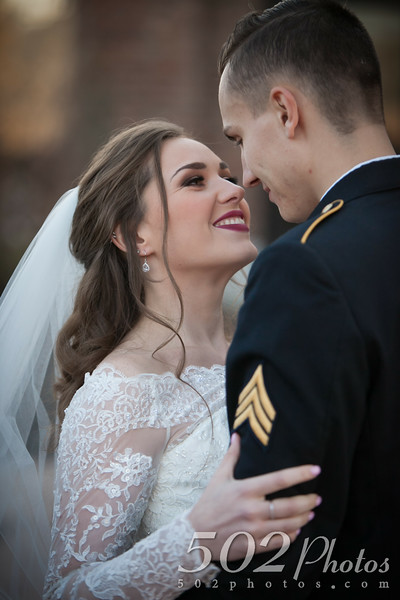 Ashleigh & Corey Wedding