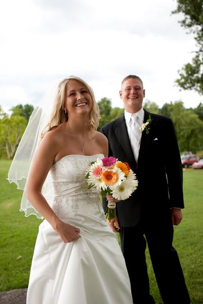 Ashley & Adam Wedding 7/18/09