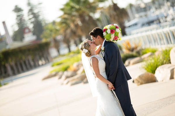 Ashley & Chris @ Coronado Community Center