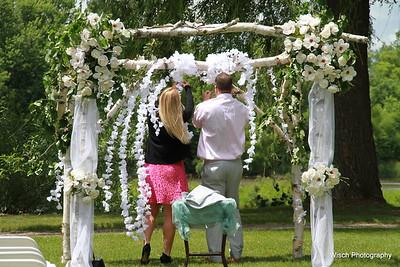 Ashley & Dean wedding