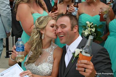 Wedding Party celebration at Patricks